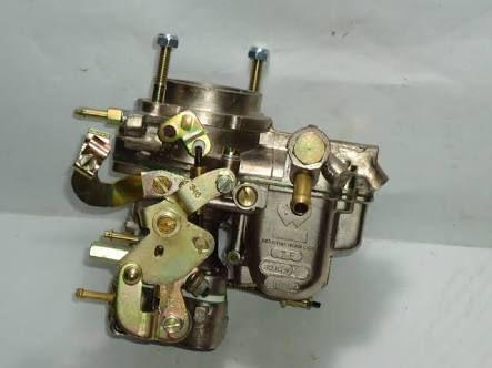 Carburador Recondicionado Fiat 190 Weber Uno, Elba, Spazio, Fiorino Álcool