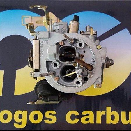 Carburador Santana 89/92 2e Brosol 1.8 Gasolina Original