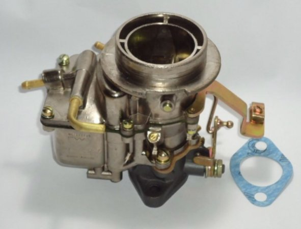 Carburador Corcel 2 Dfv 228 Simples a Álcool