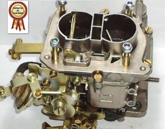 Carburador Del Rey Motor CHT 460 Weber 1.6 Álcool Original