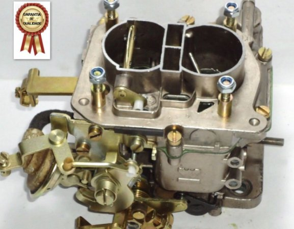Carburador Verona 81/95 Motor CHT 460 Weber 1.6 Álcool