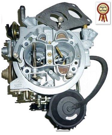 Carburador Fiat Uno Mille 89/94 1.0 Tldf Gasolina Original Weber
