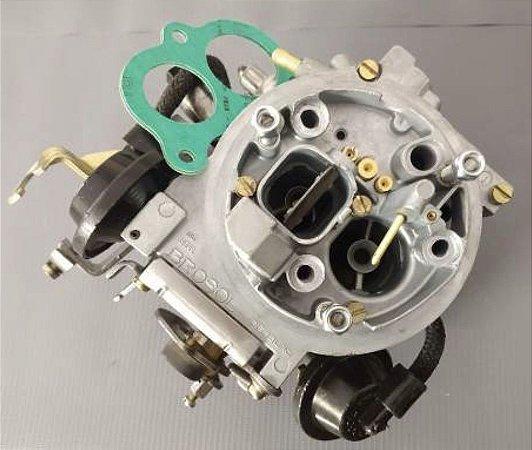 Carburador 2e Escort Pampa 90/93 1.6 Gasolina Original brosol
