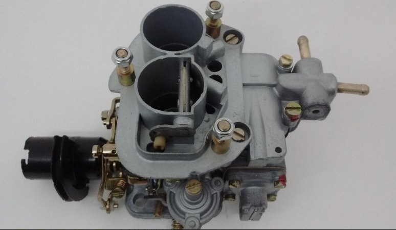 Carburador Chevette Mini Progressivo 1.6 Gasolina Original Weber