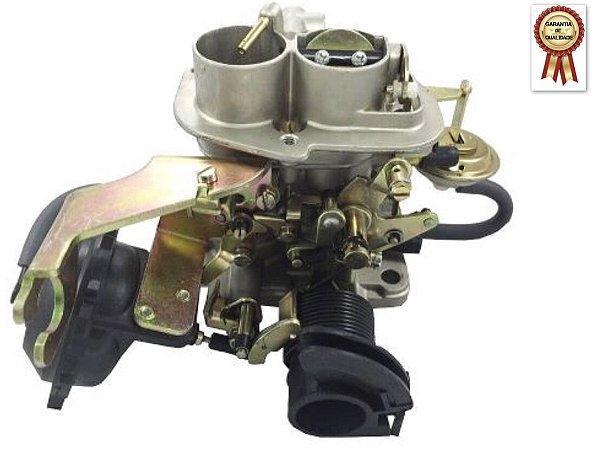 Carburador Mini Progressivo 450 Weber 1.6 Gasolina Gol / Parati / Voyage / Saveiro