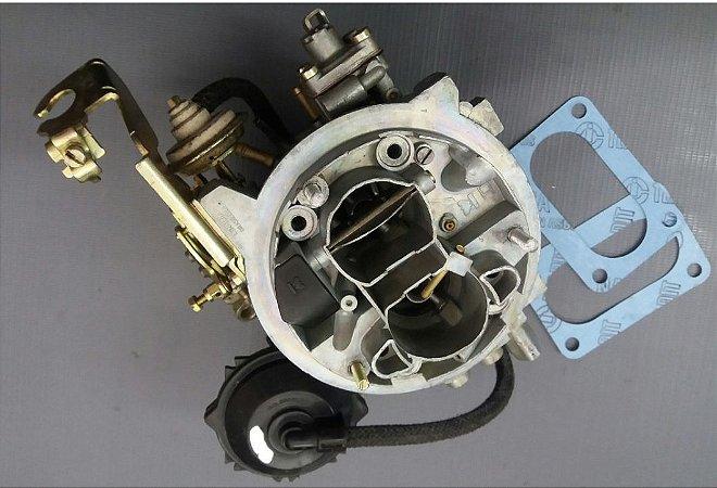 Carburador Del Rey Tldz Weber Motor 1.8 Gasolina Original