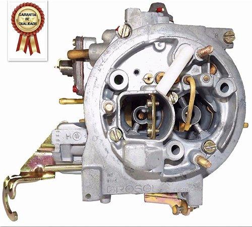 Carburador Santana 89/90 3e Brosol Original Motor 2.0 Ap Gasolina