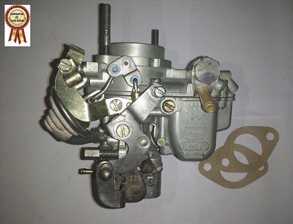 Carburador Fiat Weber Simples Gurgel 89/91 a Gasolina