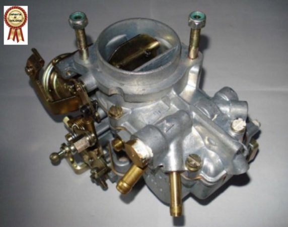 Carburador Fiat Weber 190 Uno 1.3 S 83 Gasolina