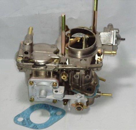 Carburador Monza Solex 35 Simples 1.8 Álcool Alfa 1