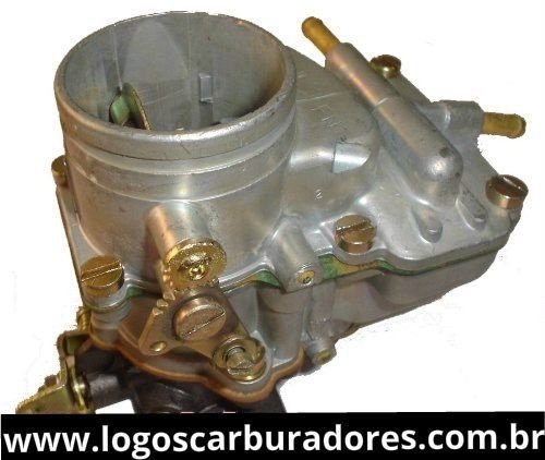 CARBURADOR RECONDICIONADO CHEVETTE 1.4 WEBER GASOLINA