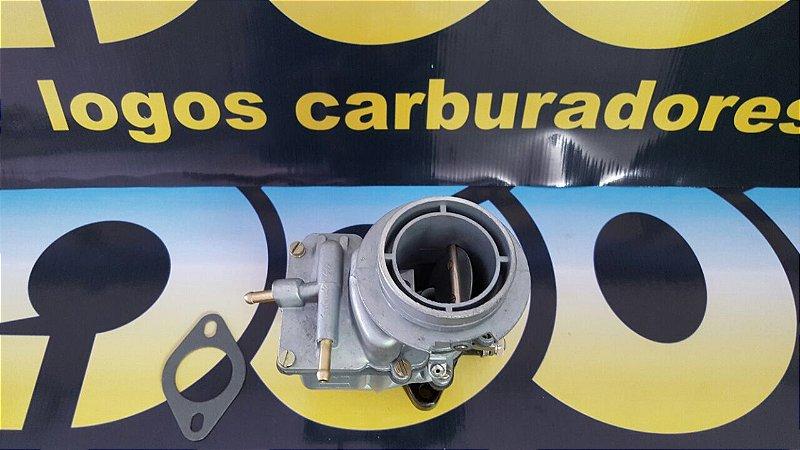 CARBURADOR RECONDICIONADO CORCEL II WEBER A GASOLINA