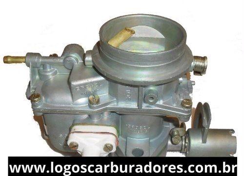 CARBURADOR RECONDICIONADO H40 BROSOL OPALA 4CC SIMPLES A GASOLINA