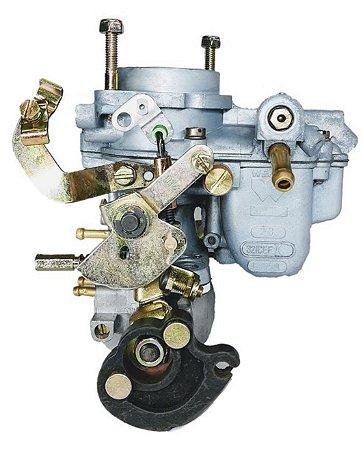 Carburador Fiat Uno 92 Weber Simples Gasolina c/ Marcha Lenta