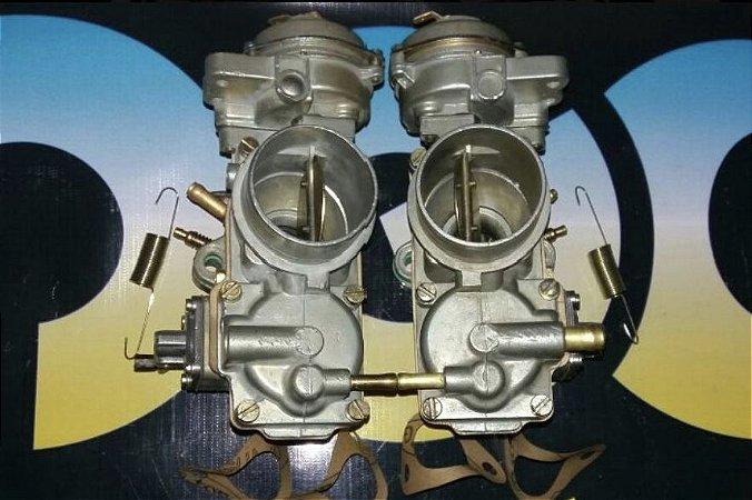 Carburador Solex H32 Brasília 79 Motor 1600 Gasolina Original