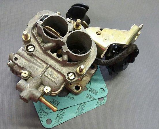 Carburador Passat 86 Mini Progressivo Weber 450 1.6 Gasolina a Vácuo