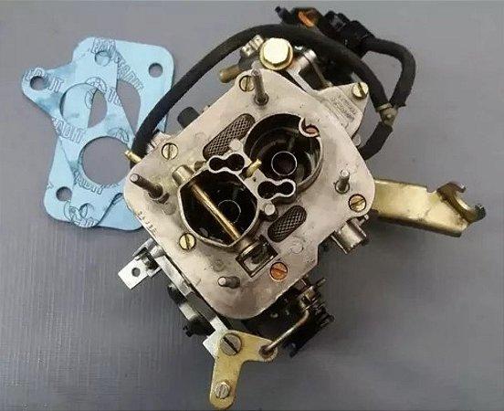 Carburador Saveiro Motor Cht 1.6 Blfa Brosol Álcool Original