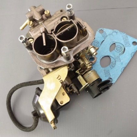 Carburador Mini Progressivo Weber 450 Parati 81/83 1.6 Álcool Original
