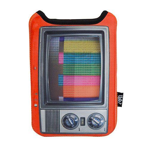 Capa Ipad TV Retrô