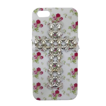 Case iPhone 5 Liberty e Spikes