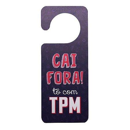 Aviso de porta - TPM