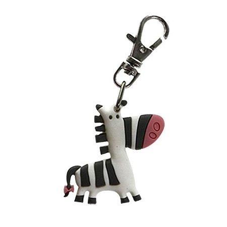 Chaveiro zebrinha