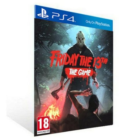 Friday The 13th: The Game Ps4 PS5 Digital PSN Jogo Aluguel