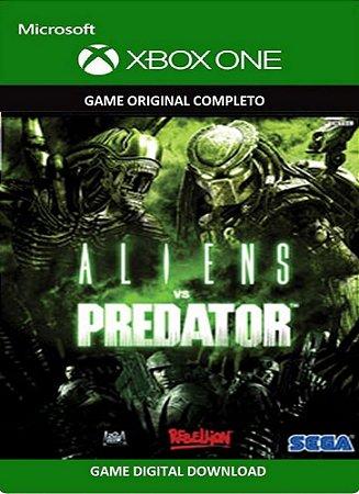 Aliens vs Predator Xbox One Game Midia Digital