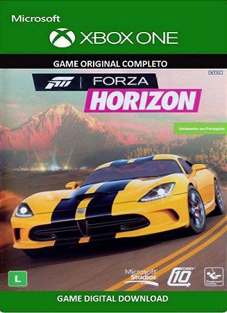 Forza Horizon Xbox One Game Midia Digital