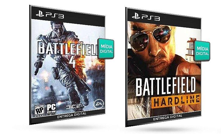 Battlefield 4 Game PS3 Digital Original PSN