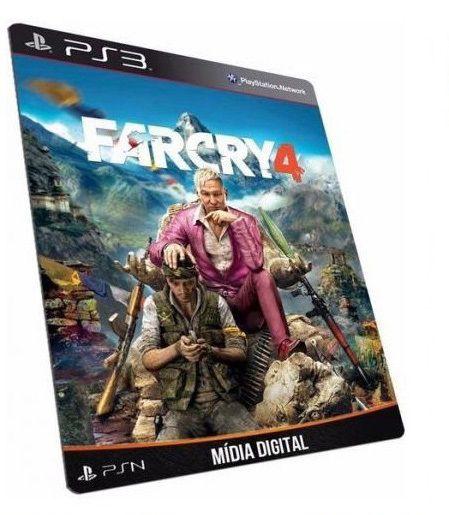 Far Cry 4 PS3 Game Digital PSN