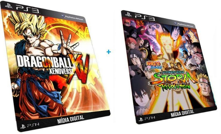 Naruto Shippuden Ultimate Ninja Storm Revolution PS3 Game Digital PSN