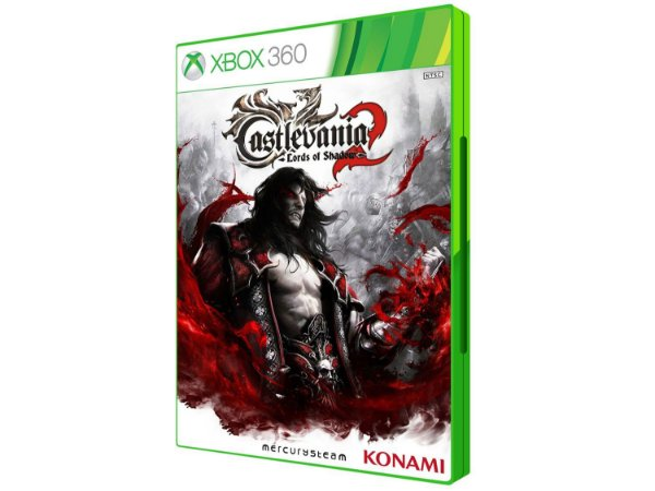 Castlevania: Lords of Shadow 2 DVD Xbox 360 - Konami