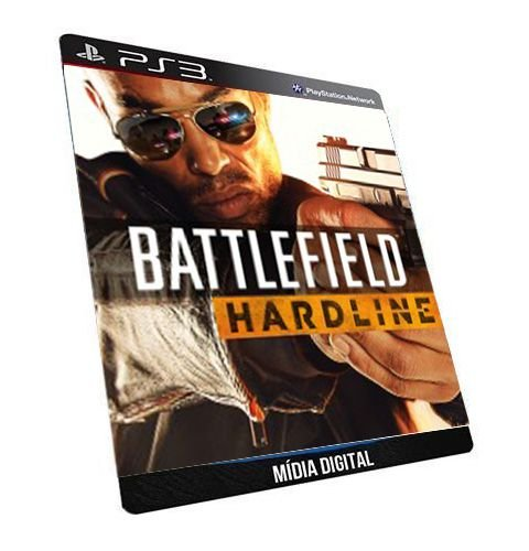 Battlefield Hardline PS3 Game Digital PSN