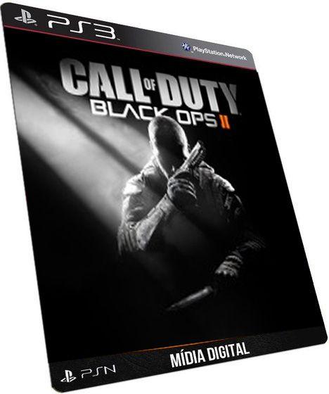 Call of Duty Black Ops II PS3 Game Digital PSN