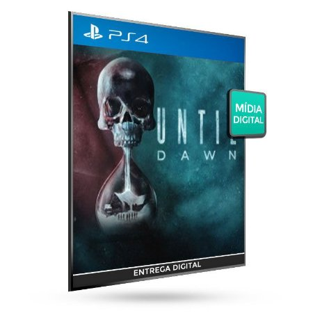 Until Dawn PS4 Game Digital PSN