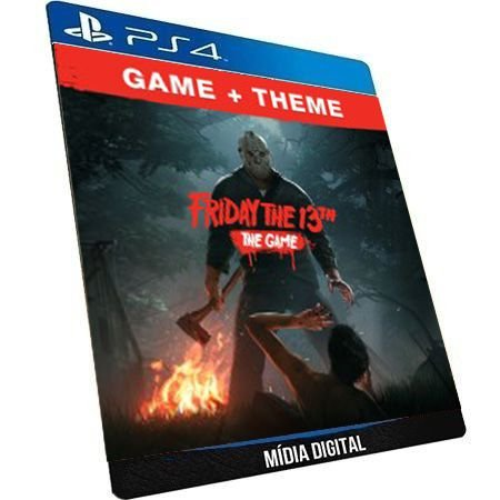 Friday the 13th: The Game Launch Bundle (Sexta Feira 13 O Jogo) - Game Digital PS4