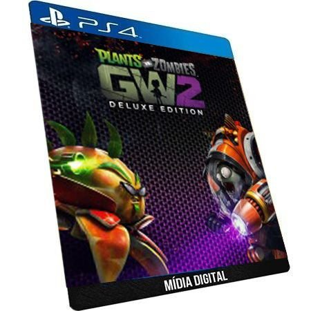 Plants Vs Zombies Pvz Garden Warfare 2  PS4 DIGITAL PSN ORIGINAL PLAYSTATION STORE