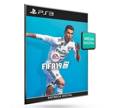 FIFA 19 EA SPORTS Game PS3 Digital PSN Playstation Store Sony
