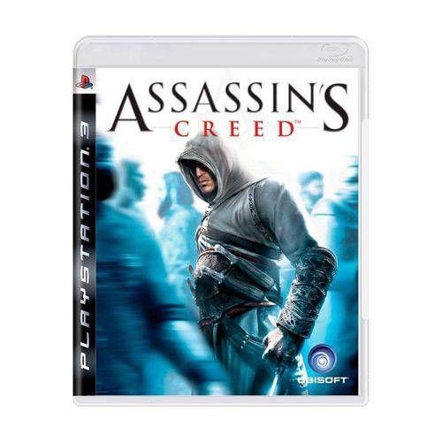 Assassins Creed Jogo PS3 DVD Físico Game Novo