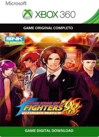 The King Of Fighters 98 UM Xbox 360 Game Digital Xbox Live