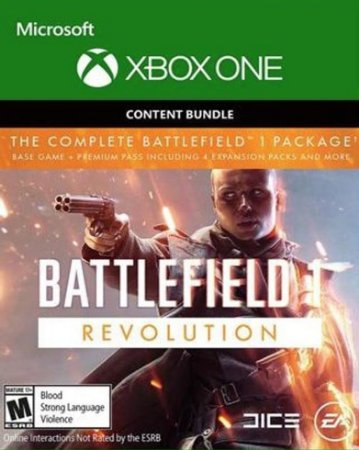 Battlefield 1 Revolution Inc. Battlefield 1943 Xbox One Game Digital Original