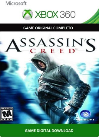 Assassin's Creed Xbox 360 Game Digital Xbox Live