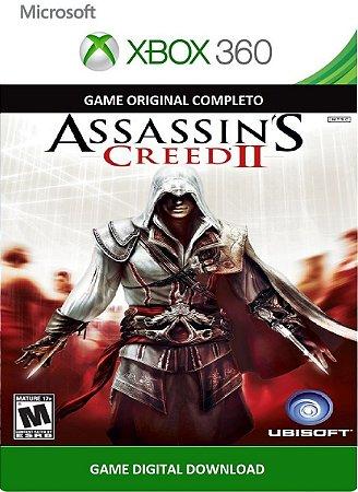 Assassins Creed 2 Xbox 360 Game Digital Xbox Live