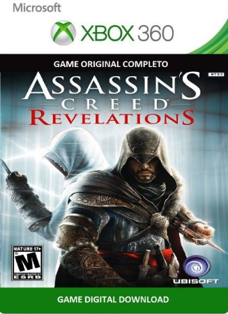 Assassin's Creed Revelations Xbox 360 Game Digital Xbox Live