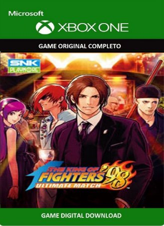 The King Of Fighters 98 Xbox One Game Digital Xbox Live