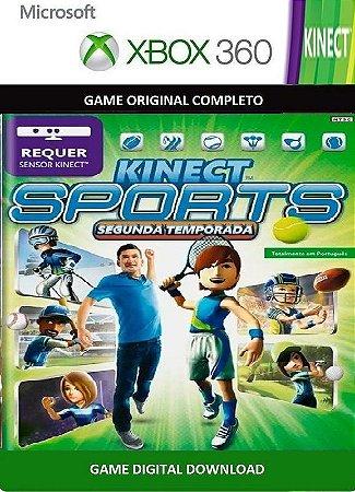 Kinect Sports: Segunda Temporada Xbox 360 Game Digital Xbox Live