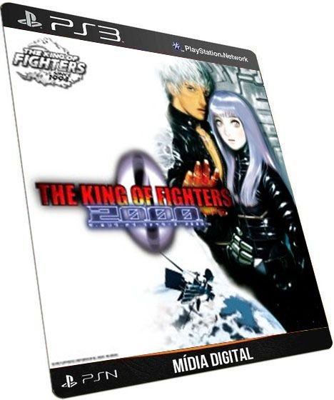 The king of Fighters 2000 PS3 Game Digital PSN