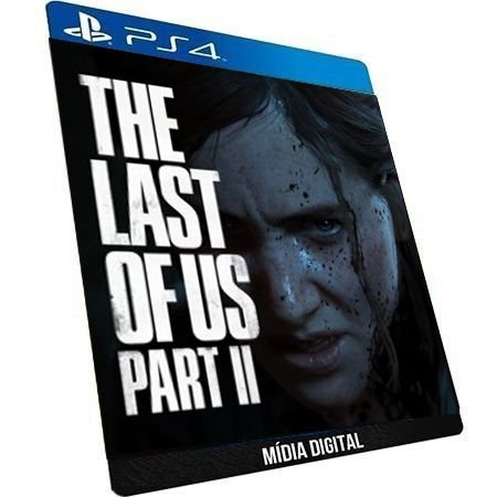 The Last of Us Parte ll PS4 Game Digital PSN