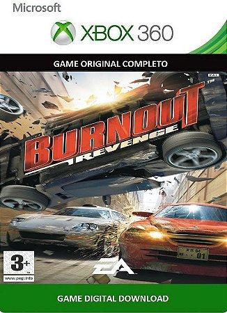 Burnout Revenge Xbox 360 Game Digital Original